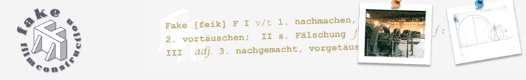 fake-filmconstruction GmbH